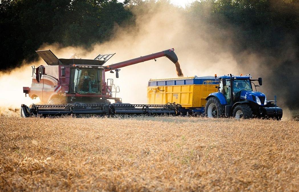 Unijne środki na modernizację gospodarstw