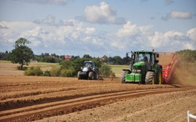 Leasing dla rolników – finansowanie sprzętu rolniczego